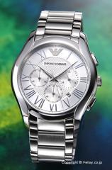 エンポリオアルマーニ EMPORIO ARMANI 腕時計 メンズ Valente クロノグラフ AR11081