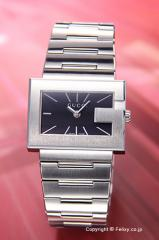 GUCCI グッチ 腕時計 レディース G-Rectangle(G-レクタングル)  ブラック YA100519