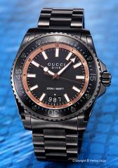グッチ GUCCI 腕時計 Dive Collection YA136213