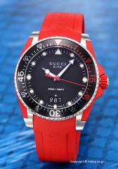 グッチ GUCCI 腕時計 Dive Collection YA136309