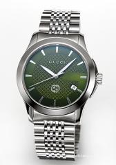 ea4c0e388a74 グッチ 時計 メンズ GUCCI 腕時計 G-Timeless Collection YA1264108