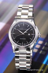 ハミルトン 腕時計 レディース ジャズマスター ビューマチック ブラック H32325131