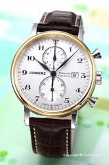 ユンカース JUNKERS 腕時計 メンズ Expedition South America  6586-5QZ