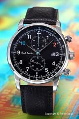 ポールスミス PAUL SMITH 腕時計 メンズ Block Chrono P10140 海外モデル