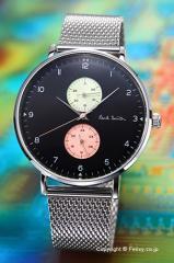 ポールスミス PAUL SMITH 腕時計 メンズ Track Design S0070006 海外モデル
