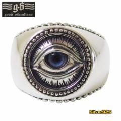 goodvibrations【GV】プロビデンスの目の指輪(4)義眼17号・19号・21号・23号・25号/【メイン】 フリーメイソン・義眼リング