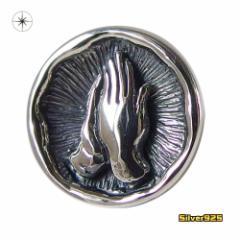プレイハンドピアス(1)マリア片耳売り メイン 聖母マリア 神