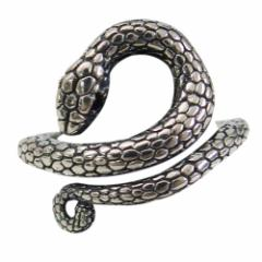 スネークリング(5)RCZ15号フリーサイズ(メイン) 送料無料 ヘビ へび 蛇  指輪 リング