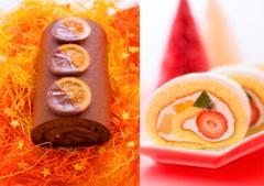 父の日 ギフト 送料無料 お得なセット!ショコランジュ&プランタンヌーボーセット ロールケーキ のし対応可能 プレゼント スイーツ 春ギ