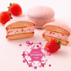 ギフト バレンタイン 八幡平の樹氷いちご6個入 ストロベリー いちご チョコレート 誕生日 お祝い のし対応可能 焼き菓子 ふわふわマシュ