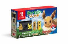 6/27発送*新品・送料込* Nintendo Switch本体 ポケットモンスターLet's Go!イーブイセット(モンスターボールPlus付き)