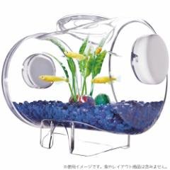 テトラ メダカチューブ 《小さなスペースで、手軽にメダカが飼えます》【水槽 インテリア おしゃれ】