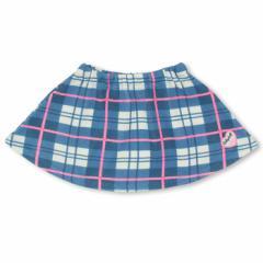 12/28再販 SALE50%OFF アウトレット チェック 起毛 スカート 0827K ベビードール 子供服 ベビー キッズ 男の子 女の子