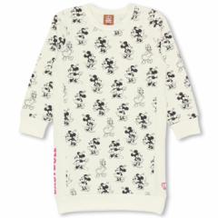 12/28再販 SALE50%OFF アウトレット ディズニー スウェット ワンピース 0839K ベビードール 子供服 ベビー キッズ 男の子 女の子 DISNEY