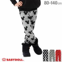 NEW ディズニー キャラクター ロングパンツ 1783K ベビードール 子供服 ベビーサイズ キッズ 男の子 女の子 DISNEY(v30)