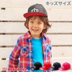 NEW ツイルキャップ 2022 ベビードール 子供服 キッズ 雑貨 帽子 男の子 女の子