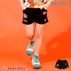 NEW クラッシュ デニム ショートパンツ 2074K ベビードール BABYDOLL ベビーサイズ キッズ 男の子 女の子