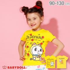 3/1NEW ドラえもん キャラクター Tシャツ 2289K ベビードール BABYDOLL ベビーサイズ キッズ 男の子 女の子