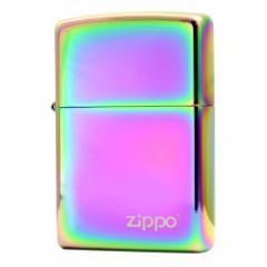 ZIPPOジッポー ロゴ付きスペクトラム151ZL 送料無料