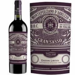 赤ワイン グラン・サッソ モンテプルチアーノ・ダブルッツォ イタリア グランサッソ