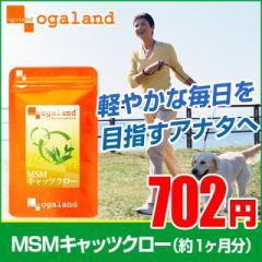 MSM&キャッツクロー(約1ヶ月分) キャッツクロウ 健康サポート サプリメント イソテロポディン 潤い _JH _1K