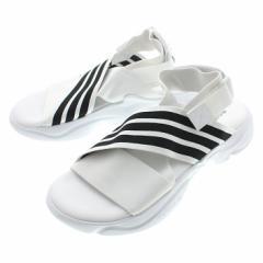アディダス adidas マグマ サンダル W MAGMUR SANDAL W フットウェアホワイト/コアブラック/フットウェアホワイト EF5848