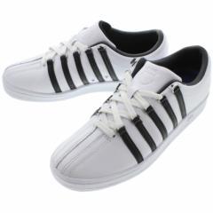 ケースイス K・SWISS スニーカー クラシック 88 CLASSIC 88 ホワイト/ブラック WHITE/BLACK 06322-102-M