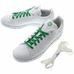 アディダス adidas スニーカー スタンスミス STAN SMITH フットウェアホワイト/フットウェアホワイト/グリーン FU9609