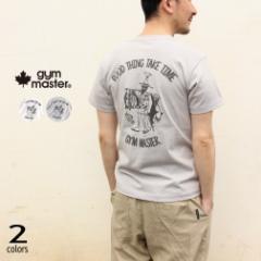 ジムマスター gym master Tシャツ GOOD THING TEE G480673 01(ホワイト) 02(グレー)