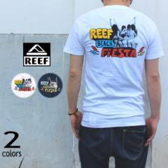 リーフ REEF Tシャツ リーフ ステイト ティー REEF STATE TEE RF0A3ST1 ホワイト ネイビー