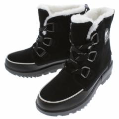 ソレル SOREL ブーツ ティボリ 4 TIVOLI 4 ブラック BLACK NL3425 010
