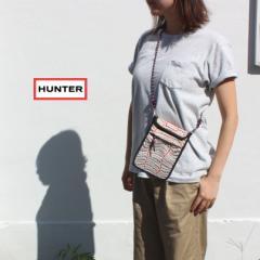 ハンター HUNTER バッグ オリジナル パッカブル フォーン ポーチ ORIGINAL PACKABLE PHONE POUCH ソニックロゴプリント UBP7012NSP SLP