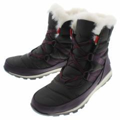 ソレル SOREL ブーツ ウィットニー ショート レース WHITNEY SHORT LACE ダーク プラム DARK PLUM NL2776 506