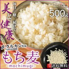 館のもち麦 500g  雑穀 雑穀米 大麦 送料無料 ごはん もちむぎ 内臓脂肪 激減 訳あり簡易包装 自然の館