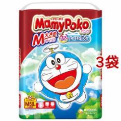 マミーポコ パンツ M ドラえもん(58枚入*3袋セット)[おむつ Mサイズ パンツ]