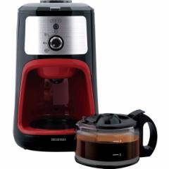 アイリスオーヤマ IAC-A600 [全自動コーヒーメーカー (約4杯分)]【あす着】