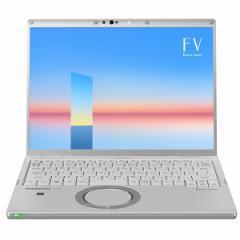 PANASONIC CF-FV1FDSQR シルバー Lets note FV1 [ノートパソコン 14型 / Win10 Pro / Office搭載]