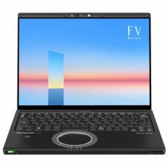 PANASONIC CF-FV1GFNQR ブラック Lets note FV1 [ノートパソコン 14型 / Win10 Pro / Office搭載 / SIMフリー]