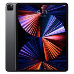 APPLE MHNH3J/A スペースグレイ 第5世代 2021年春モデル [iPad Pro 12.9インチ Wi-Fi 256GB]【あす着】