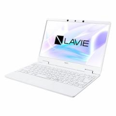 NEC PC-NM550RAW パールホワイト LAVIE Note Mobile [ノートパソコン 12.5型 / Win10 Home / Office搭載]