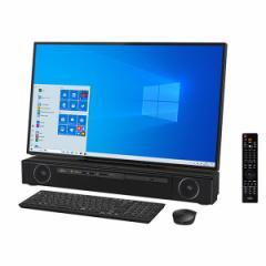 富士通 FMVF90E2B FMV ESPRIMO [デスクトップパソコン 27型 / Win 10 Home / ブルーレイドライブ / Office搭載]