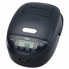 TIGER JPK-T100 モーブブラック 炊きたて [圧力IHジャー炊飯器(5.5合炊き)]【あす着】