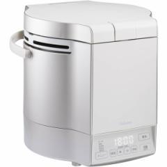 炊飯器 5合 パロマ PR-M09TVLP プレミアムシルバー×アイボリー 炊きわざ [ガス炊飯器(プロパンガス用・5合炊き) ]