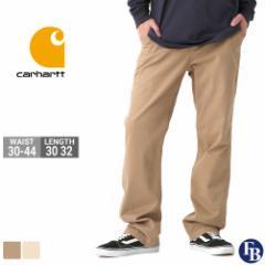 カーハート ワークパンツ リラックスフィット W30-W44 L30/32 Carhartt / 作業着 大きいサイズ 定番アイテム