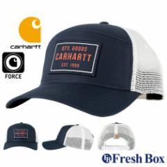 カーハート メッシュキャップ メンズ レディース 104716 CANVAS FIVE-PANEL CAP Carhartt 帽子 キャップ メッシュ ブランド 定番アイテム