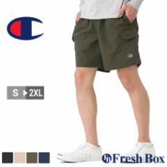 Champion チャンピオン ハーフパンツ メンズ スポーツ ルームウェア ショートパンツ 膝上 大きいサイズ [85872] (USAモデル)