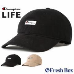 Champion チャンピオン キャップ メンズ アメカジ ブランド ローキャップ 帽子 [Champion Life US企画] (h07874)