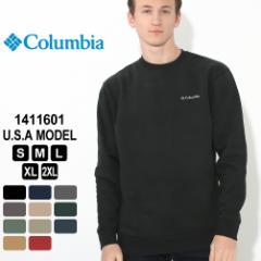Columbia コロンビア トレーナー スウェット フリース メンズ 1411601 ブランド スエードフリース 防寒 [秋新作] あったか_b