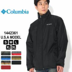 Columbia コロンビア ジャケット フード付き 1442361 ブランド アウター レインウェア 防寒 防水 軽量 [夏新作]