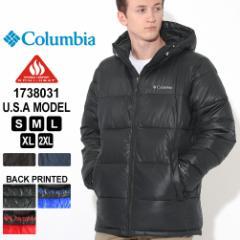 コロンビア ジャケット 中綿 フード付き 1738031 ブランド Columbia アウター 防寒 耐水 軽量 オムニヒート [夏新作]